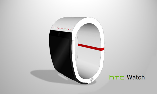 Презентация смарт-часов от HTC